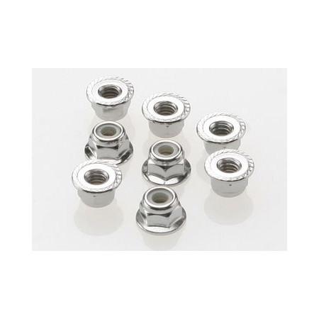 Låsmutter 4mm (8)