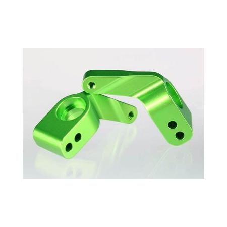 Hjulhub Bak Aluminium Grön (2)