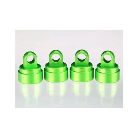 Dämpartopp Grön Aluminium (4) Ultra-Shocks