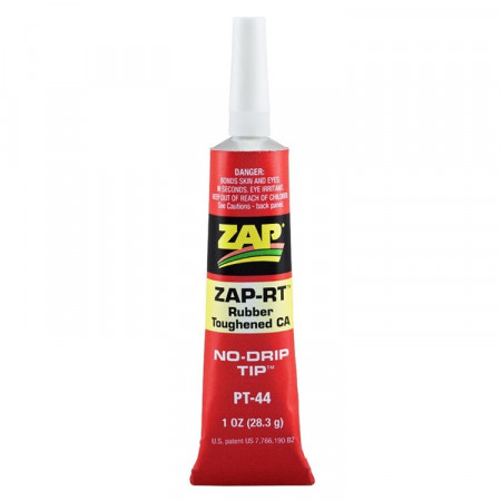 ZAP-RT CA Lim för Gummi mm 29.5ml