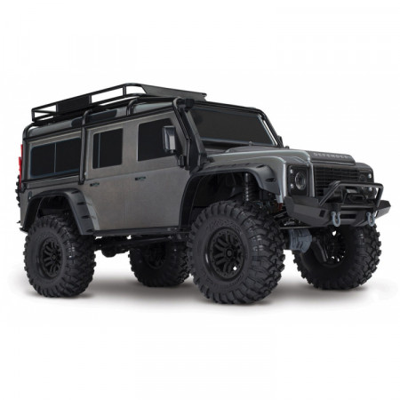 Traxxas TRX-4 Scale & Trail Crawler Land Rover Defender RTR - Utan Batteri & Laddare