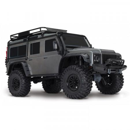 Traxxas TRX-4 Scale & Trail Crawler Land Rover Defender RTR - Utan Batteri & Laddare