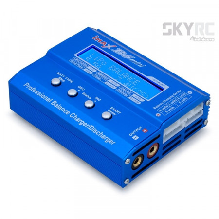 SkyRC B6 Mini laddare 60W 6A 1-6S