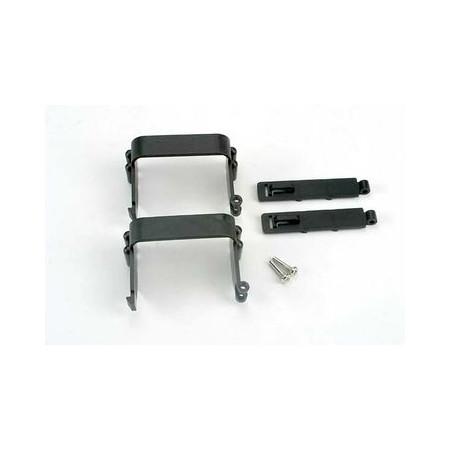 Traxxas 4325 4-Tec Batterihållare m.dörr
