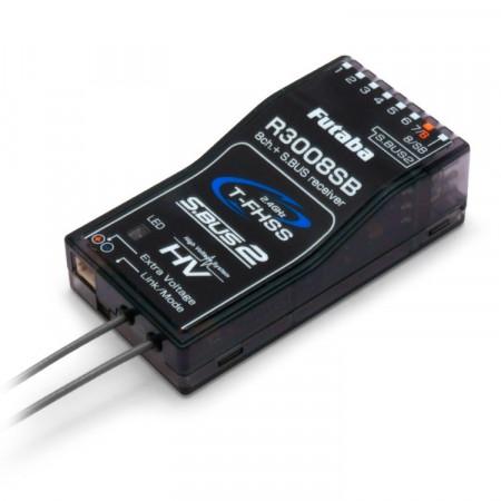 Mottagare R3008SB 8-kanaler S.BUS2 T-FHSS