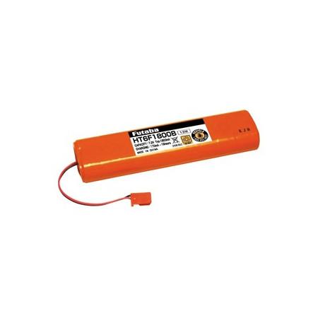 Futaba Sändarbatteri NiMH 7,2V 1800mAh T8FGS/12FG/FX20/FX22