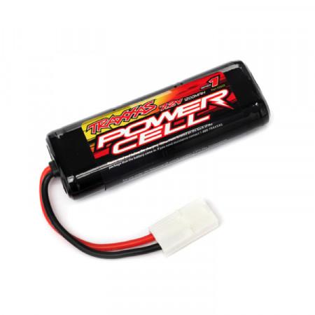 Traxxas NiMH Batteri 7,2V 1200mAh (2/3A) Tamiya-kontakt