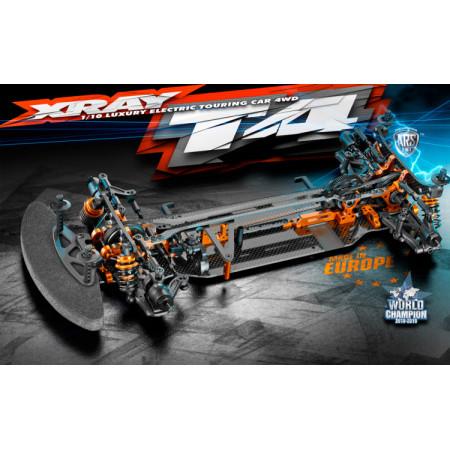 XRAY T4 2019 Spec 1/10 Touring
