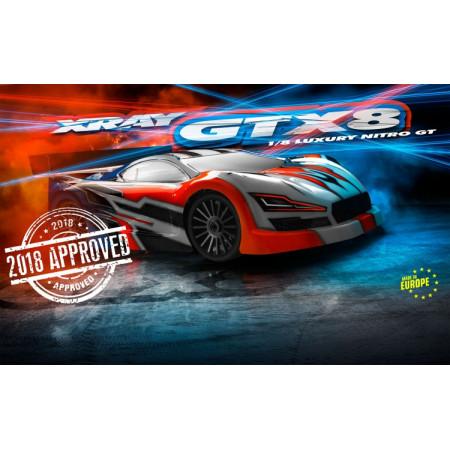 XRAY GTX8 Nitro GT 1/8