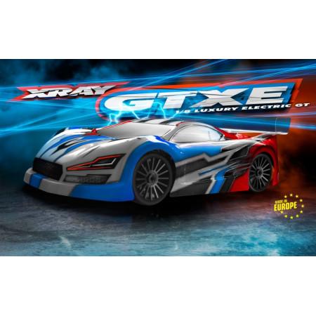XRAY GTXE Electric GT 1/8