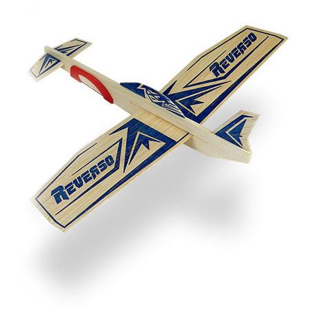Reverso Balsa Glidflygplan (24)