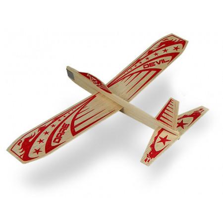 Dare Devil Balsa Glidflygplan (48)