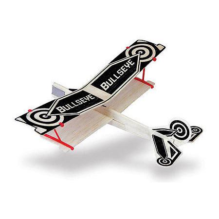 BullsEye Balsa Glidflygplan (24)