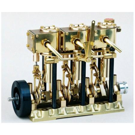 Ångmotor T3DR