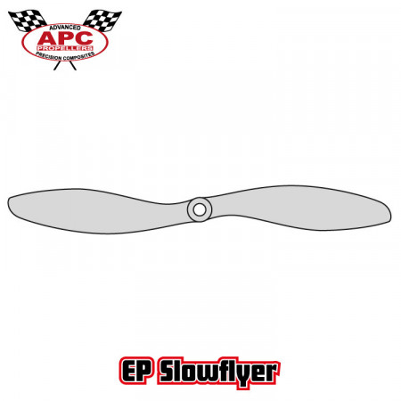 Propeller 10x4.7 Slowflyer