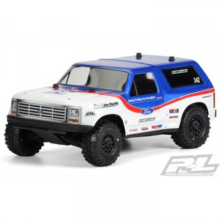 81 Ford Bronco Kaross för SCT