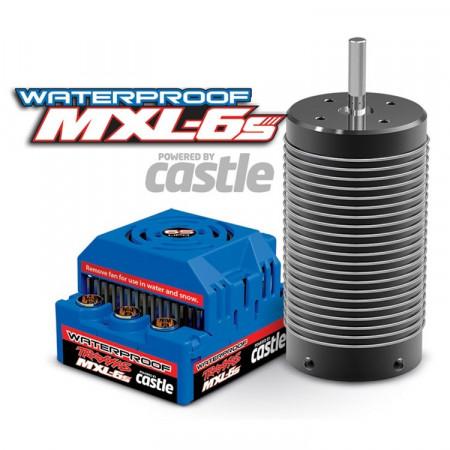 Traxxas MXL-6s System (Motor och Reglage)