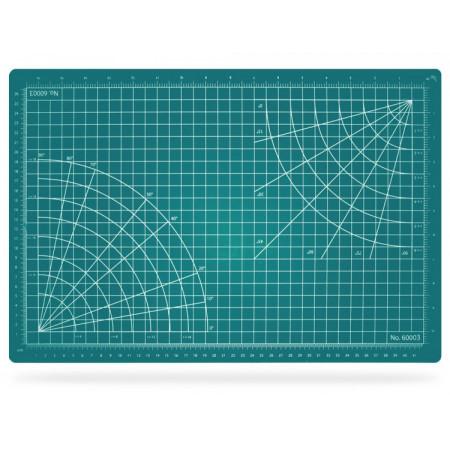 Skärunderlägg Självläkande 305x457mm (grön)