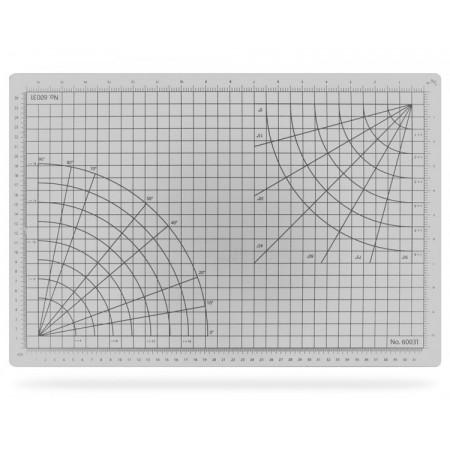 Skärunderlägg Självläkande 305x457mm (ofärgad)