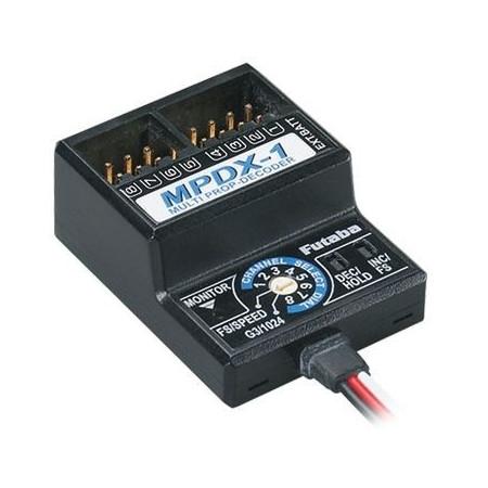 Multi Prop decoder 1-8 kanal*