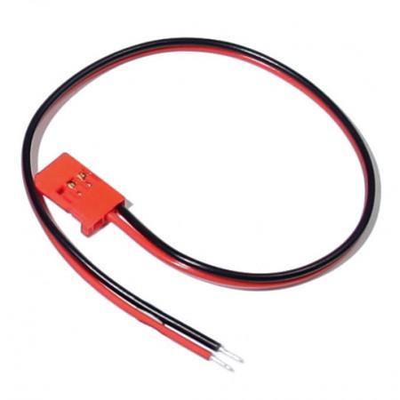 Batteri Kabel 20cm Guld