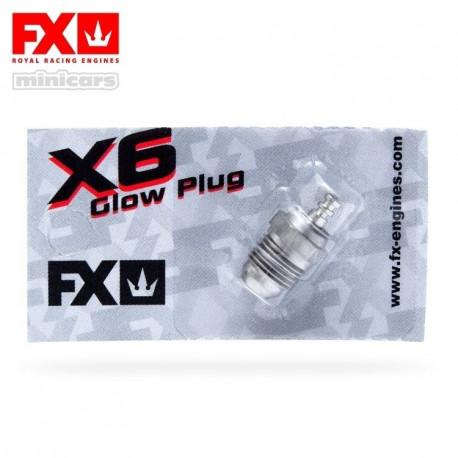 FX Glödstift X6 Banbil (1)