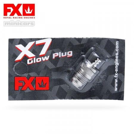FX Glödstift X7 Banbil (1)