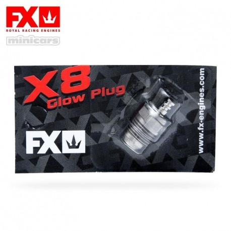 FX Glödstift X8 Banbil (1)
