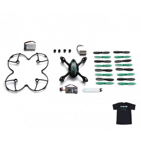 Value Pack med HD Kamera, Batteri, T-shirt, Kropp m.m