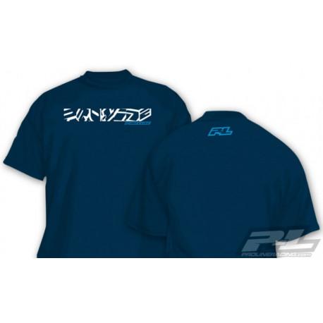 Proline Chopped Navy T-Shirt (XXL)