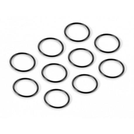 O-ring silikon 13x1.0 (10)
