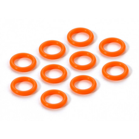 O-ring silikon 6x1.55mm (10)