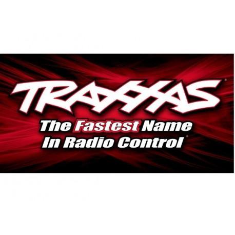 Banderoll Traxxas 120x240cm
