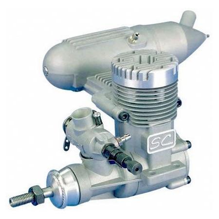 SC-40MKII Motor (6,46cc) ABC