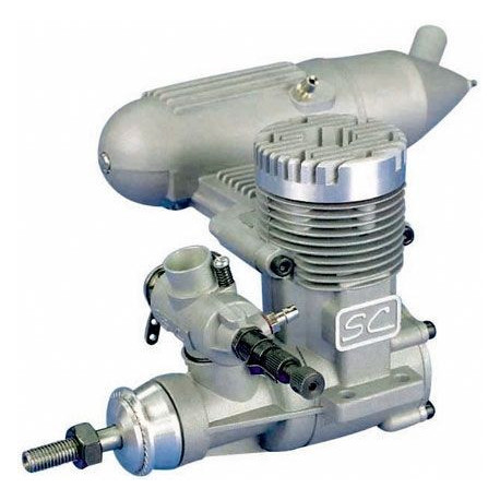 SC-52 Flygmotor (8.46cc) ABC