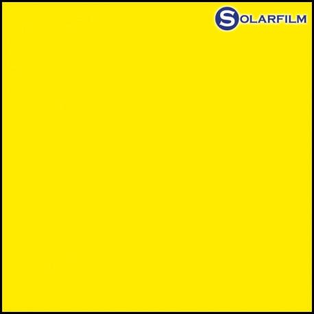 Solarfilm 2m gul