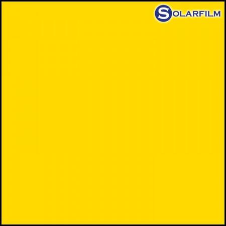 Solarfilm 2m mörkgul