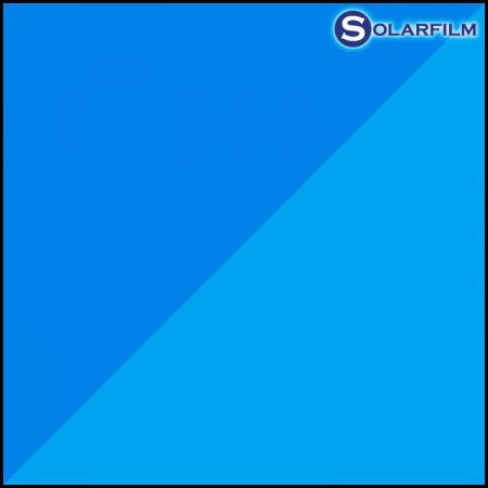Solarfilm 2m Trans blå