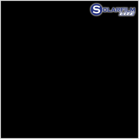 Solarfilm Lite 2m Svart