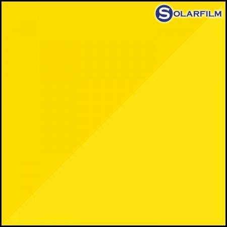 Solarfilm Trans gul 10m