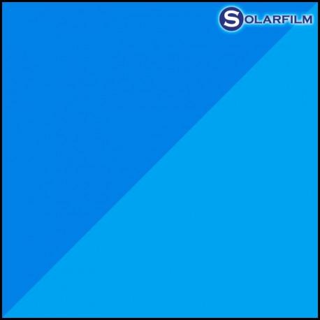 Solarfilm Transp. blå 10m