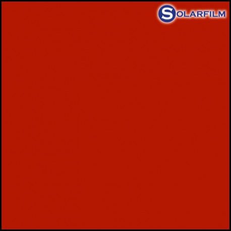 Solarfilm 10m Röd