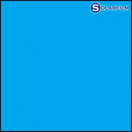 Solarfilm 10m Tropik blå