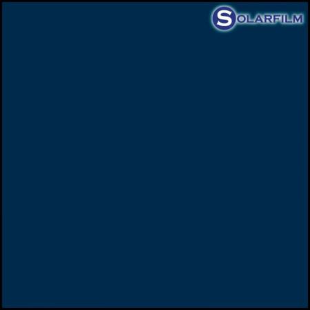 Solarfilm Mörk-blå 10m