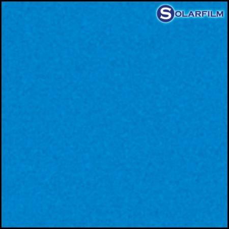 Solarfilm Blå-metallic 10m