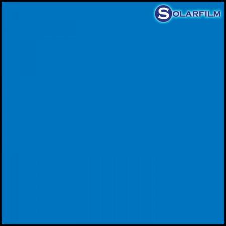 Solarfilm Lux blå 10m