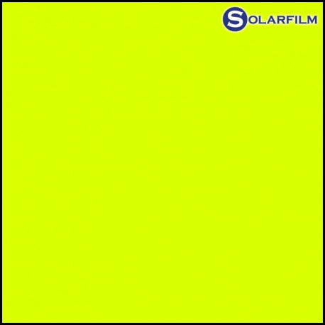 Solarfilm Flo-gul 10m