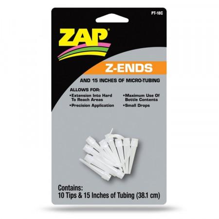 Z-End Limspets med teflonrör (10)