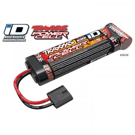 Traxxas NiMH Batteri 8,4V 3000mAh iD-kontakt