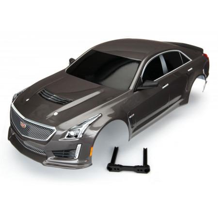 Kaross Cadillac CTS-V Silver inkl dekaler